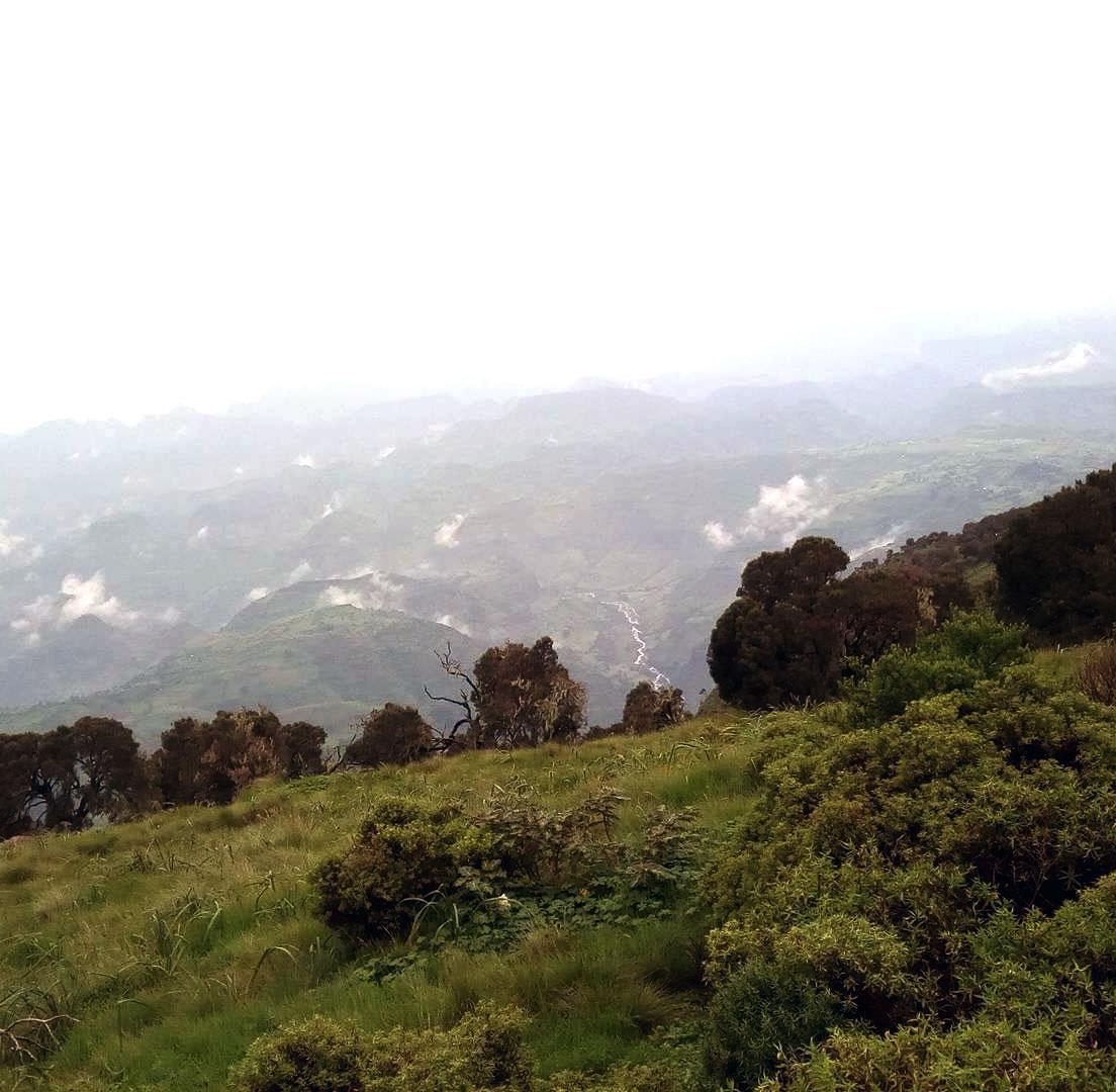 Simien Mountains Natural Park